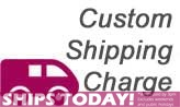 Custom Shipping Charge (WS)