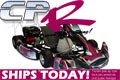 BTR DIY Kit Complete Go Kart WITH ENGINE, Race brakes and full plastics set and Sticker Kit (Senior Size)