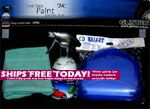 GLISTEN Total Paint Care GIFT PACK *Free Shipping*